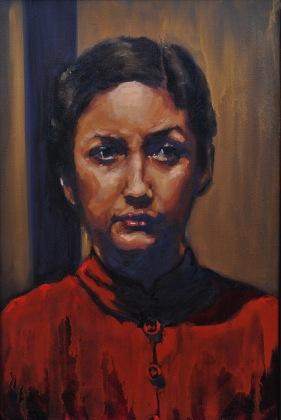 Francis Gomez-Tagle / OIl on Canvas