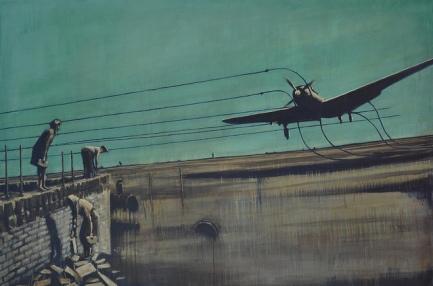 Untitlrd / Oil on Canvas