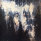 """Sisters and Spirits / Oil / 12 x 12"""""""