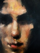"Detail from ""The Medium / Oil"